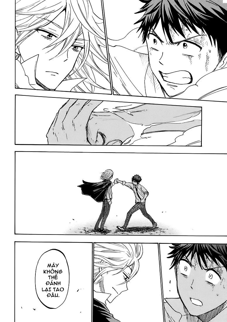 Yamada kun to 7 nin no Majo Chap 221 - Trang 16
