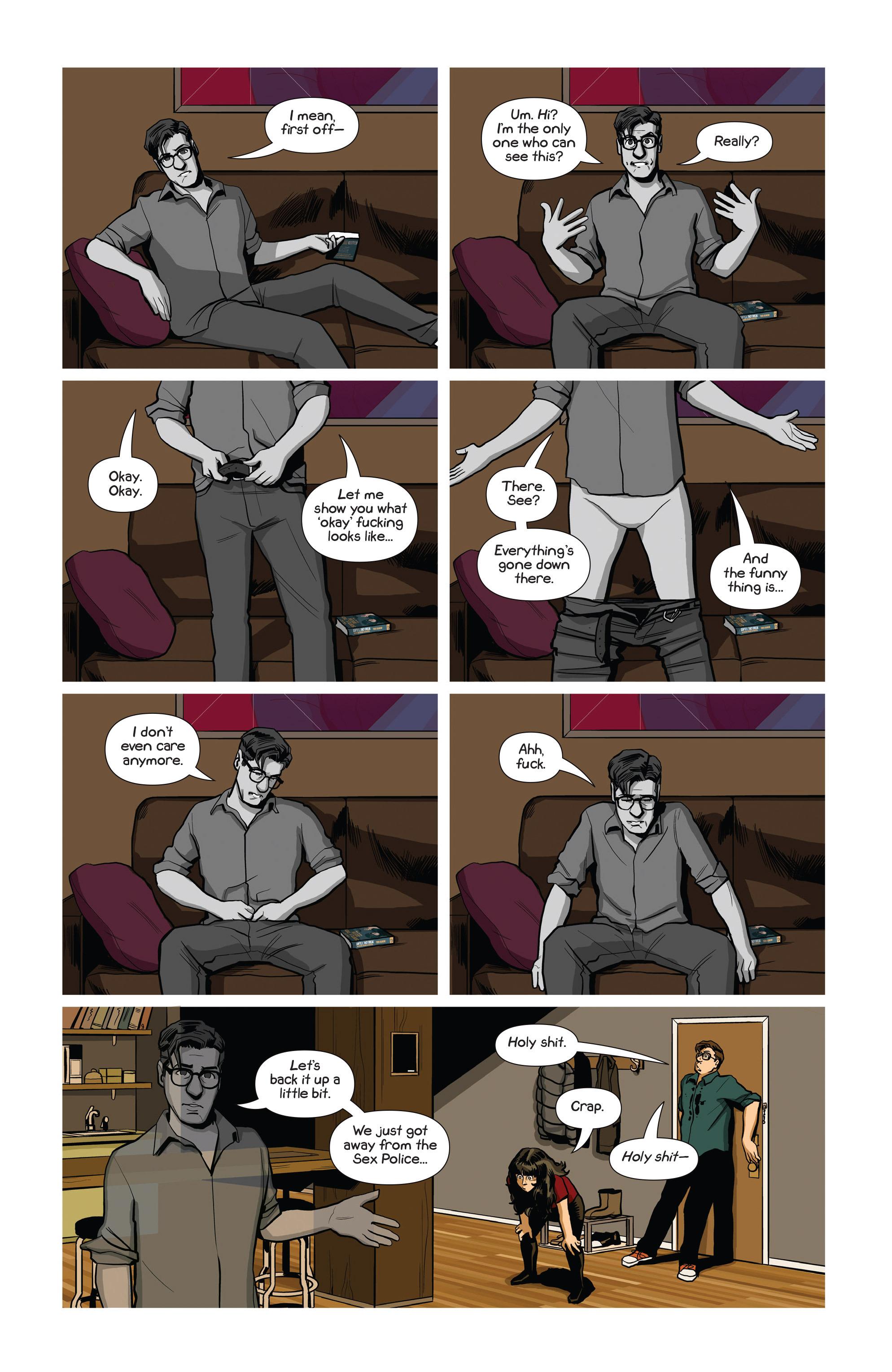 Read online Sex Criminals comic -  Issue #6 - 4