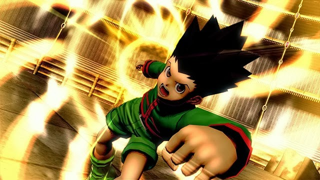 J-Stars Victory Vs, Shounen, Jump, Weekly Shounen Jump, Anime collaboration, games, PS3, Playable Characters, Screenshot, Gon Freecs, Jajanken
