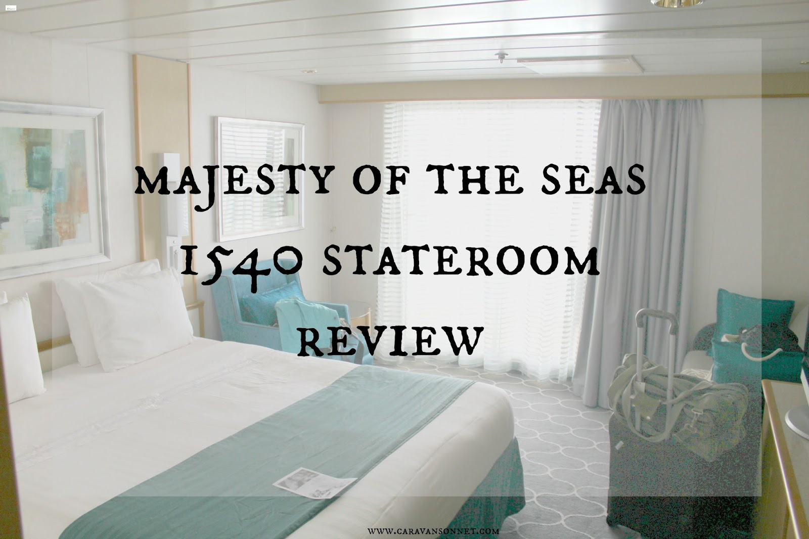 Majesty Of The Seas 1540 Stateroom Review Caravan Sonnet