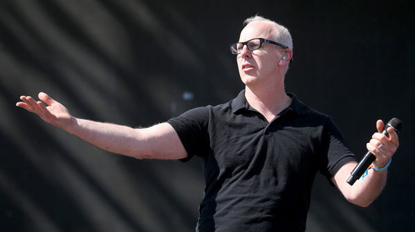 Greg Graffin talks about the forthcoming Bad Religion album