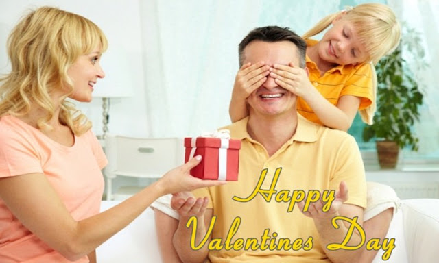 Happy Valentines Day Quotes for Father from Daughter
