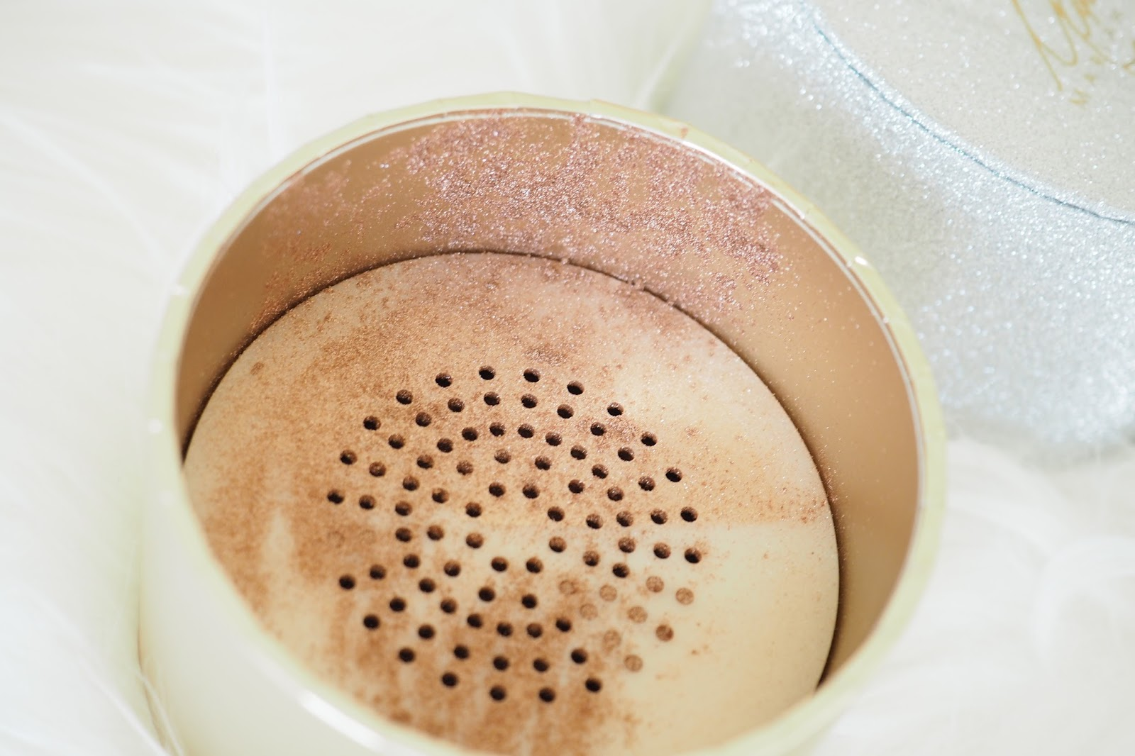 MAC Mariah Carey Touch My Body Powder Review & Swatches