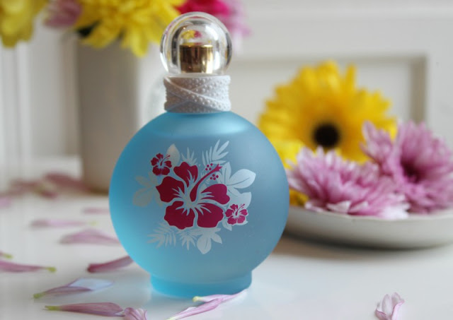 Britney Spears Maui Fantasy Eau de Toilette Review