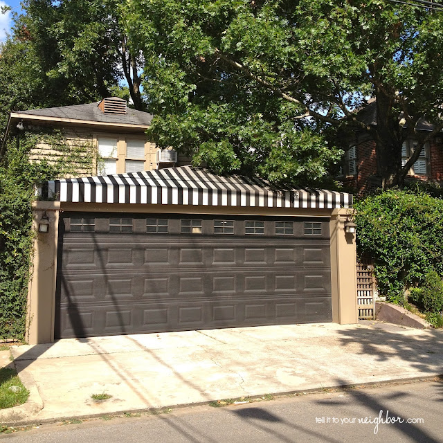 Love This Beautiful Carport: Tell It To Your Neighbor!: Driving Around Again