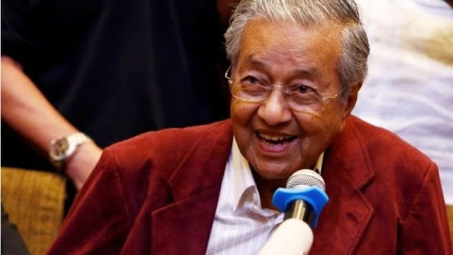 Perdana Menteri Mahathir: Sebut Butuh Bukti Peran China di Skandal 1MDB