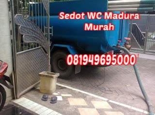 Sedot WC Kwanyar Madura