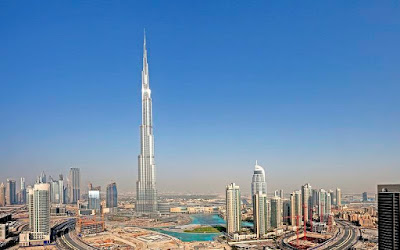 Destinasi Romantic, Wisata Halal Dubai