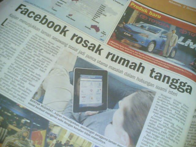 Dulu Aku Selalu Upload Gambar Dengan Suami Kat FB, Tak Sangka Perkara Ni Boleh Buat Kami BERCERAI BERAI…!!!
