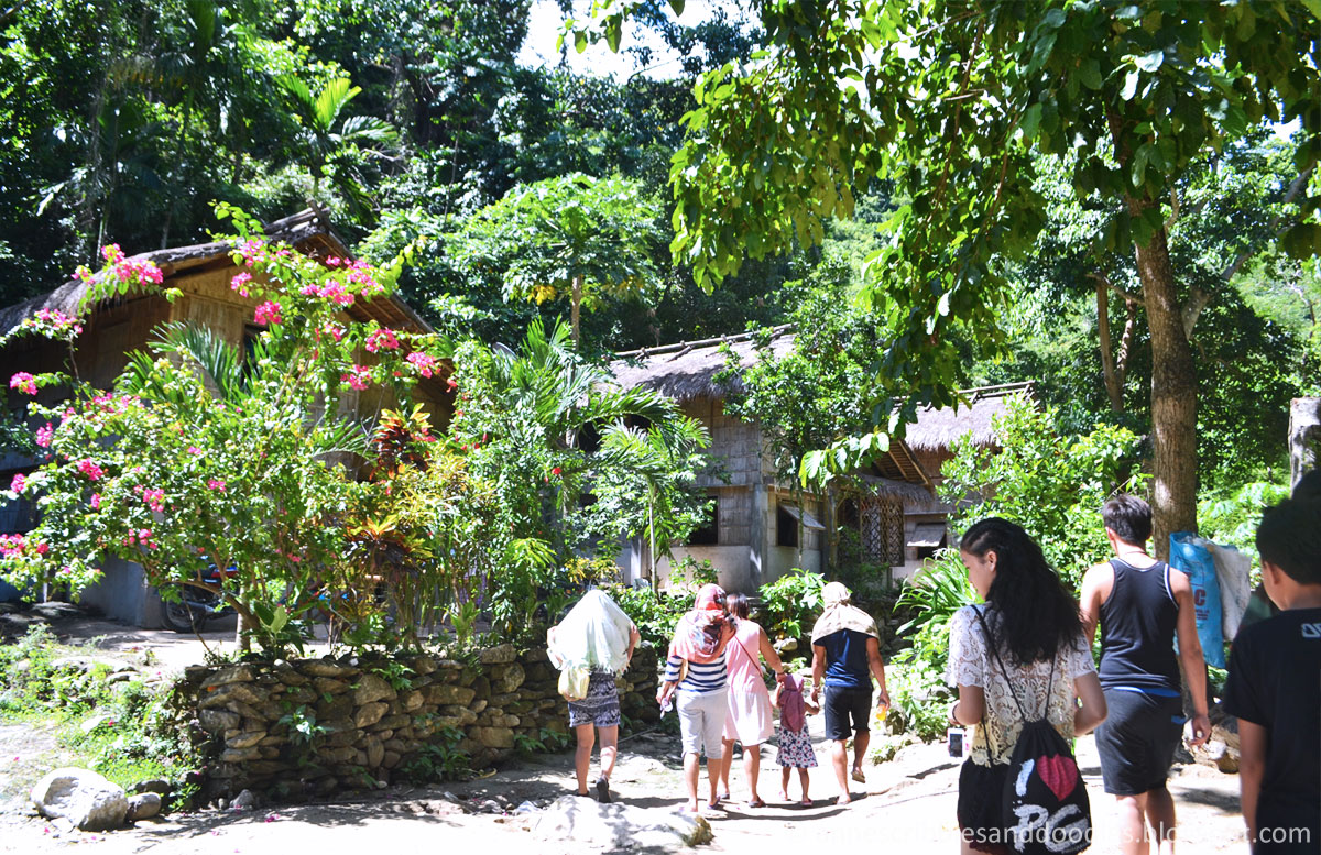 Puerto Galera Travel Diary: Mangyan Village | Anne's Scribbles and Doodles