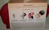 BareMinerals gift sets haul review GORGEOUS ALL THE WAY skin lonetivity vital power infusion skin serum cream eyes face fine lines