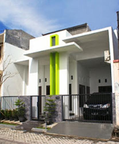 Desain Rumah Tipe 36 Dengan 3 Kamar Tidur Modern