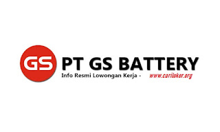 Lowongan Kerja QUALITY STAFF PT GS Battery Terbaru 2019