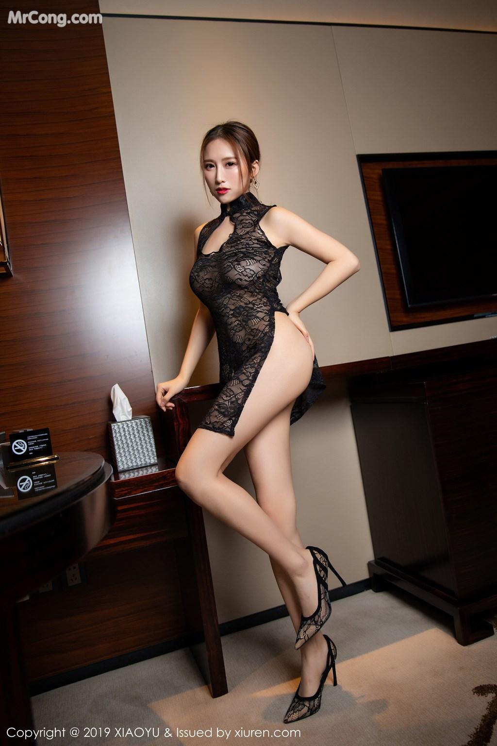 Image XiaoYu-Vol.108-Yue-Yin-Tong-MrCong.com-001 in post XiaoYu Vol.108: Yue Yin Tong (月音瞳) (51 ảnh)