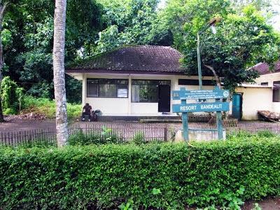 Resort Bandealit, Taman Nasional Meru Betiri.