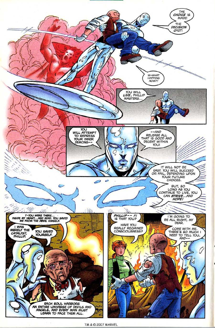 Read online Silver Surfer (1987) comic -  Issue #133 - 18