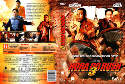 Filme A Hora Do Rush 3 (Rush Hour 3) DVD Capa