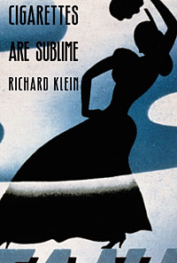 Cigarettes Are Sublime, Richard Klein, Book Cover Illustration