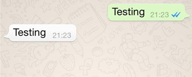 بطريقة رسمية كيفية إخفاء وقت قراءة الرسائل في واتساب