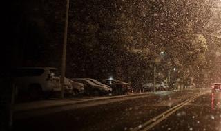Σε κλοιό κακοκαιρίας ο Έβρος: «Χτύπησε» την Ορεστιάδα ο χιονιάς