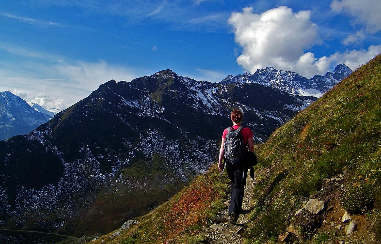 Samotna wycieczka w góry - Jak się zmotywować i pokonać lęk