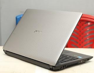 Jual Laptop Gaming Acer Aspire 4741G