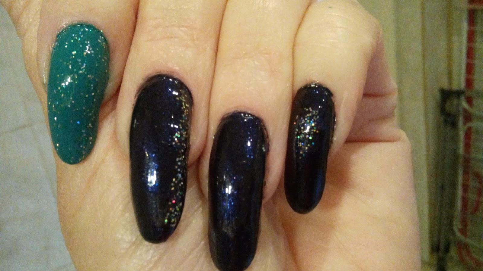 black&white blog : * Trendy w manicure na jesień i zimę