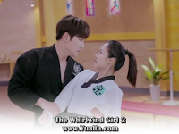 Link SINOPSIS The Whirlwind Girl 2 (Drama China 2016)