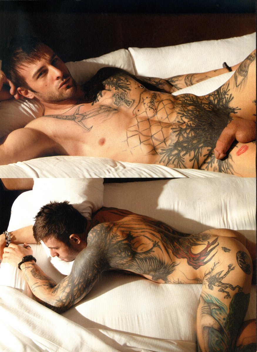 Nick hawk playgirl nude very pity