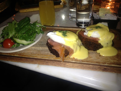 eating fabulously, LES, Sons of Essex, christopher stewart, eggs benedict