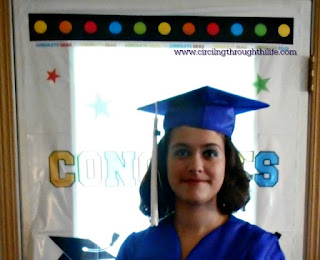 Turtlegirl is the second of our students to graduate from home schooled High School!