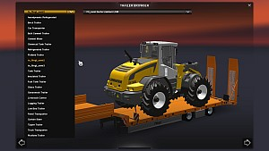 Fliegl Semi Trailer Pack 3.0