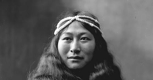 Native american facial shaving