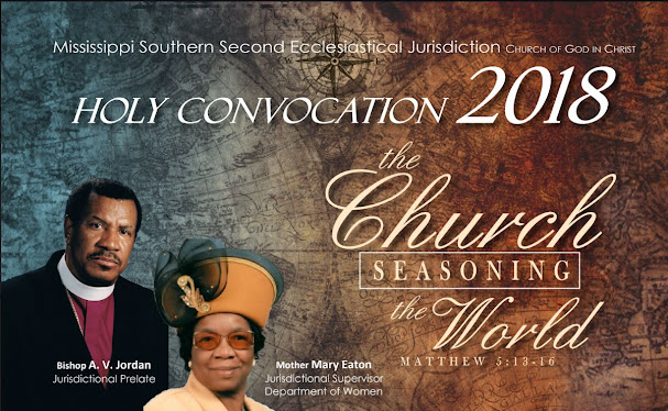 2018 Annual Holy Convocation