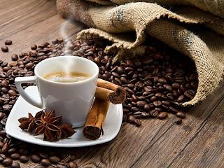 Удивительное о кофе