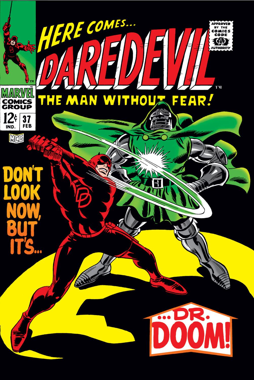 Daredevil (1964) 37 Page 0