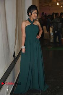 Actress Shriya Sharma Pictures in Long Dress at Nirmala Convent Audio Launch  0131.JPG