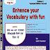 Enhance your Vocab With Fun Rajeshwari Pub. PDF Download