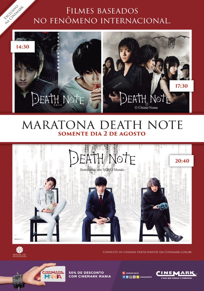 Maratona Death Note