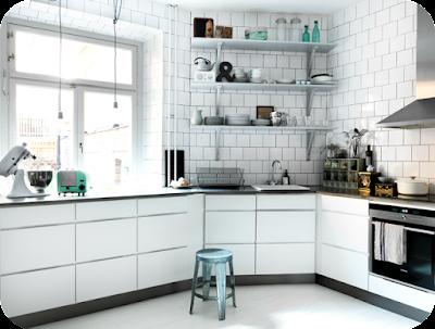 minimalisticka kuchyn