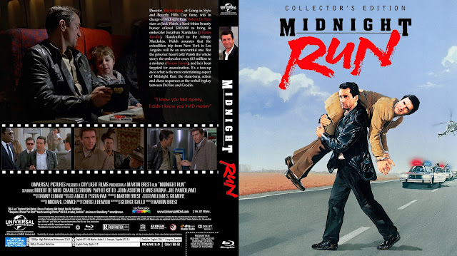 Midnight Run Bluray Cover