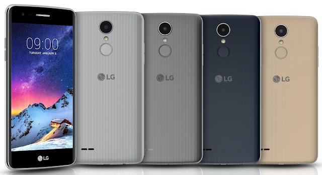 سعر ومواصفات الهاتف  LG K10 2017 بالصور والفيديو