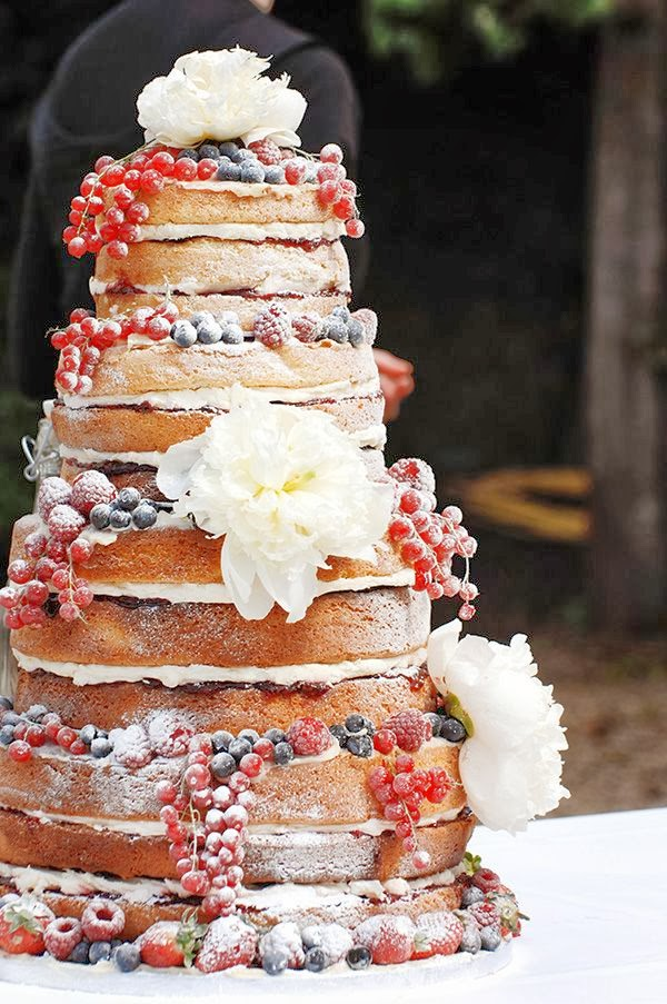 Best Icing For Rustic Wedding Cake