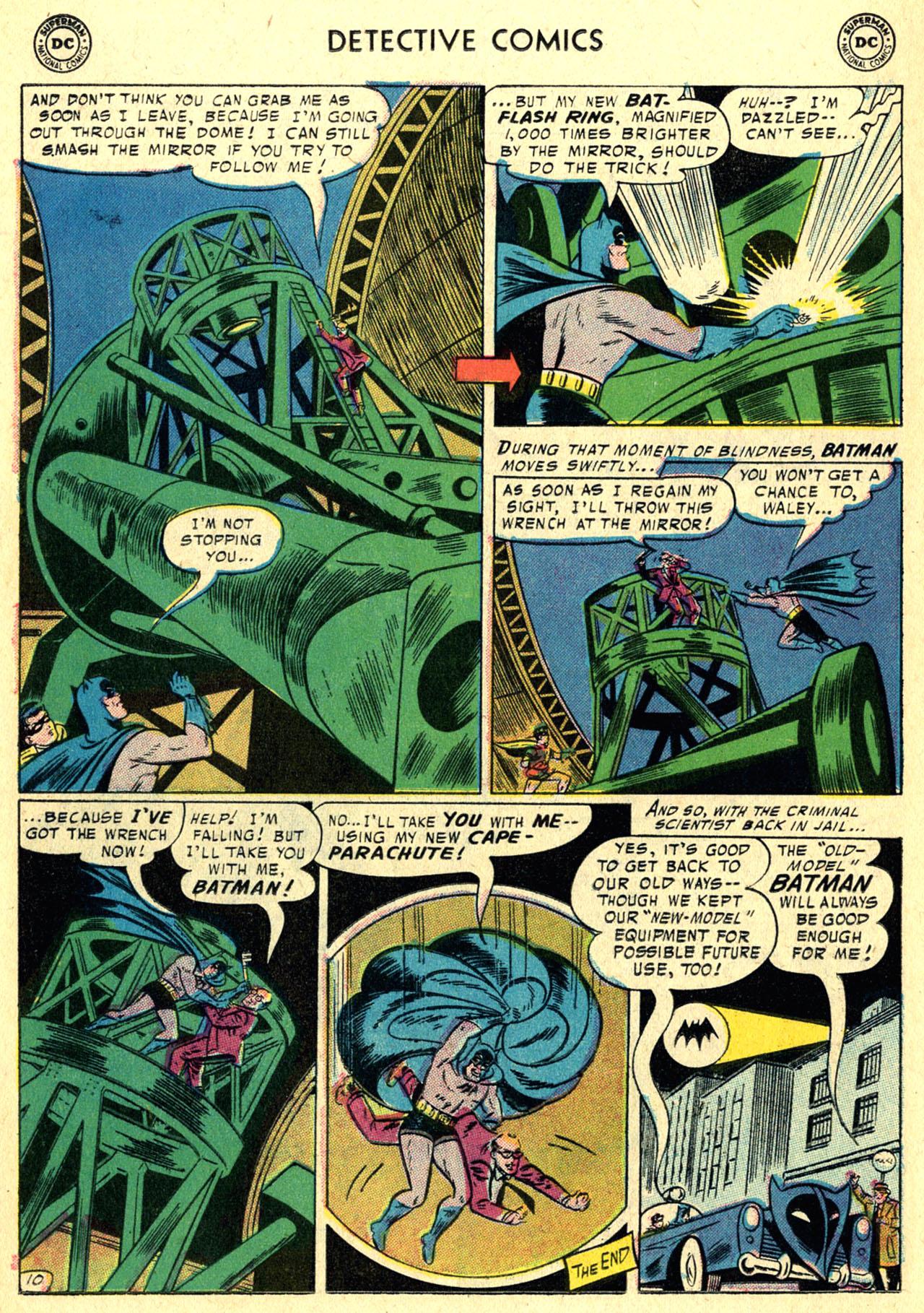 Read online Detective Comics (1937) comic -  Issue #236 - 12