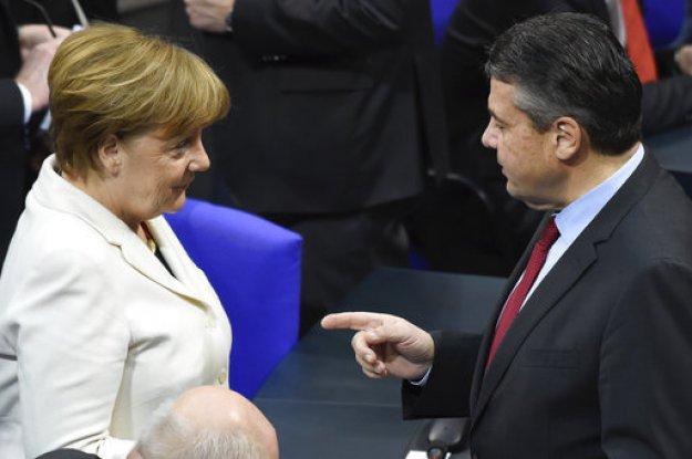 Γκάμπριελ: Η Μέρκελ δεν θα είναι καγκελάριος σε έξι μήνες