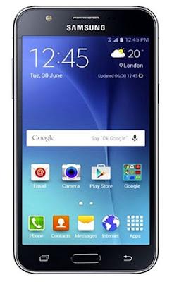 Harga dan Spesifikasi Samsung Galaxy J5 Smartphone - Black Terbaru