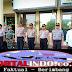 30 Personil Kodim 0503/JB Yang Di Pimpin Danramil 05/KJ, Ikuti Apel Gabungan 3 Pilar Di Polres Metro Jakbar