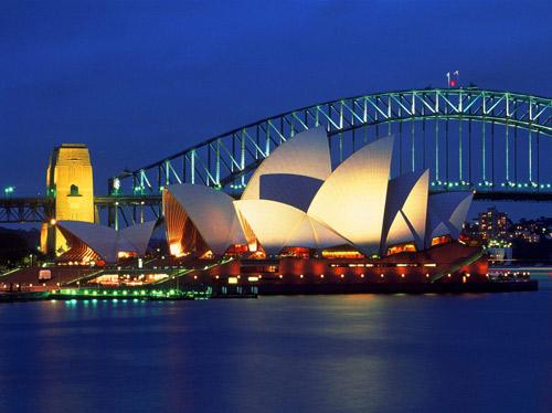 Nhà hát Sydney, vé máy bay đi úc giá rẻ