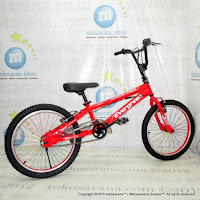 20 Inch Evergreen E3 FreeStyle BMX Bike