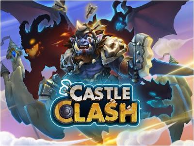 Castle Clash Mod Offline Terbaru